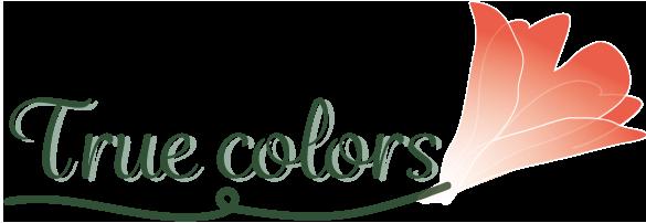 truecolorsのロゴ